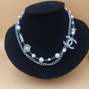 Silver Fashion necklace NWOT